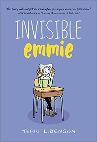 Invisible Emmie GN