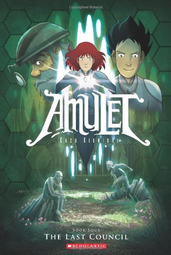Amulet #4-The Lost Council GN