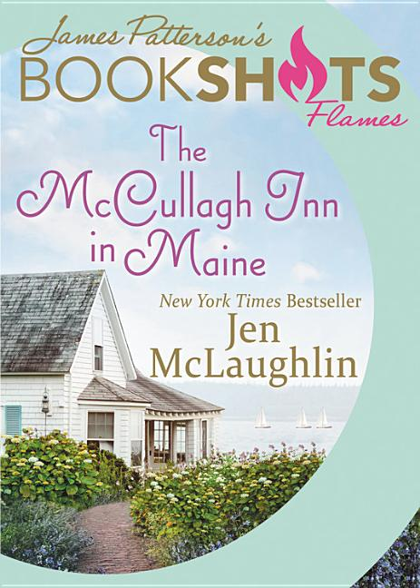Bookshot Flames - The McCullagh Inn in Maine