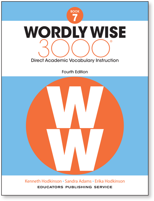 Wordly Wise 3000 4th ED 7 SE