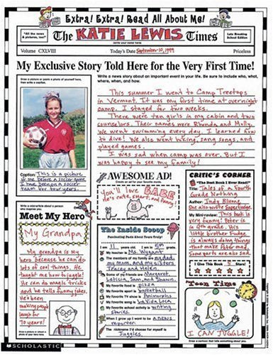 Interactive Poster Set: Extra, Extra, Read All About Me (Pack of 30)