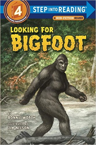 STEP 4 - Looking for Bigfoot