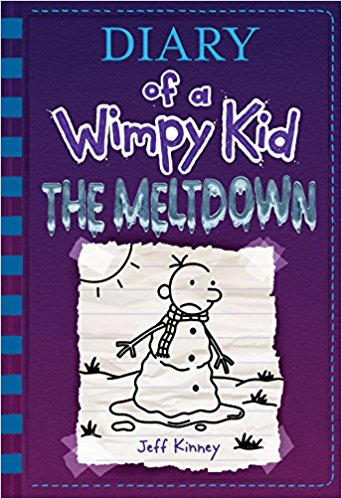 Wimpy Kid #13-The Meltdown HC