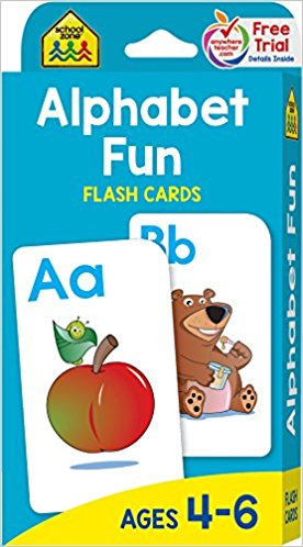 SZ - Flash Cards - Alphabet Fun