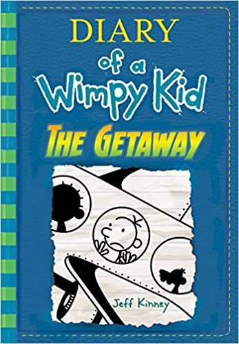 Wimpy Kid #12-The Getaway HC