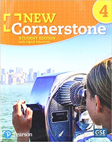 New Cornerstone Student Book 4