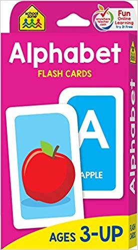 SZ - Flash Cards - Alphabet