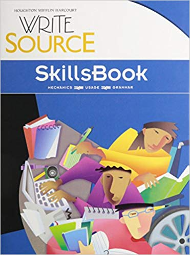 Write Source 9 Skillsbook