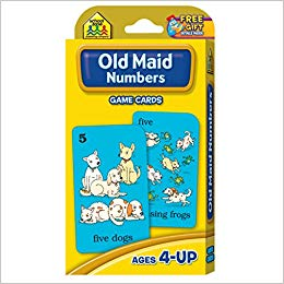 Flash Cards - Old Maid