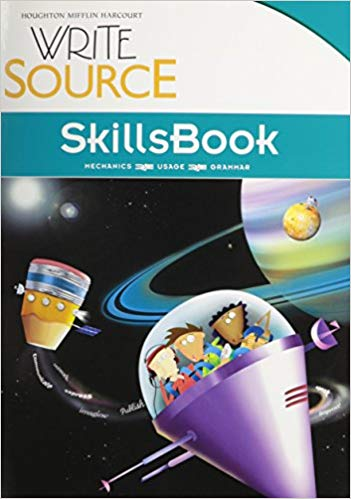 Write Source 6 Skillsbook