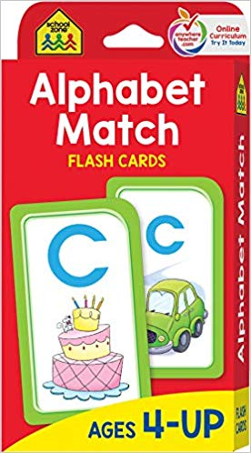 SZ - Flash Cards - Alphabet Match