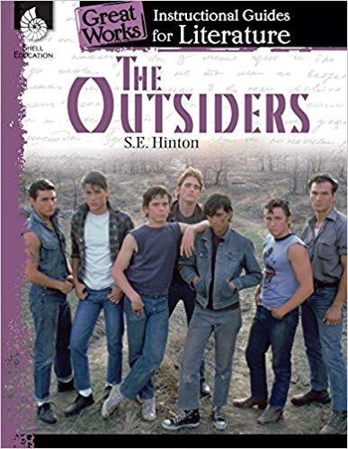 Literature Guide - The Outsiders:  An Instructional Guide for Literature (Great Works)