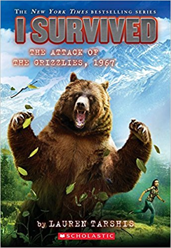I Survived #17 - Attack of Grizzlies, 1867