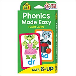 Flash Cards - Phonics Made Easy