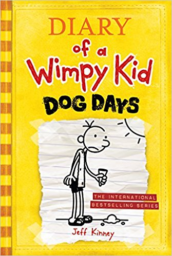 Wimpy Kid Int'l #04-Dog Days