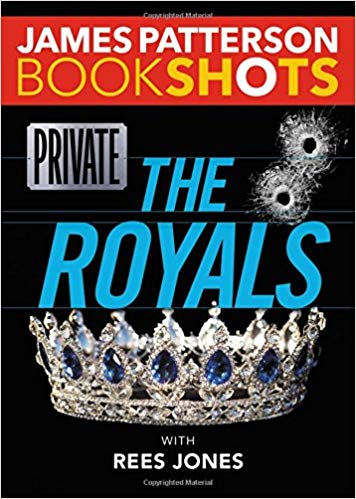 Bookshot Thrillers: Private: The Royals