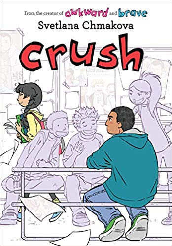 Berrybrook Middle School #03- Crush GN