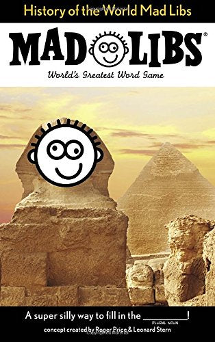 Mad Libs - History of the World