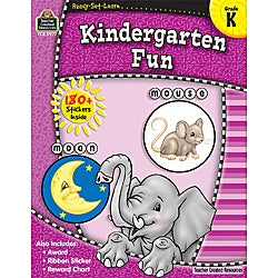 Ready-Set-Learn: Kindergarten Fun    Grd. K