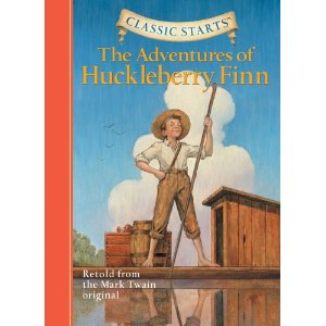 Classic Starts-The Adventures of Huckleberry Fin
