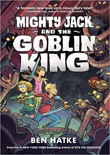 Mighty Jack #02 - Jack and the Goblin King GN