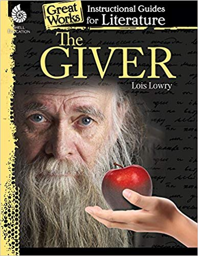 Literature Guide - The Giver:   An Instructional Guide for Literature (Great Works)