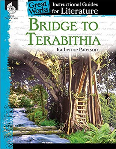 Bridge to Terabithia: An Instructional Guide for Literature (Great Works)