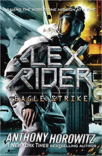 Alex Rider #04 - Eagle Strike