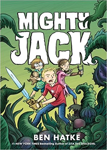 Mighty Jack #01 - Mighty Jack UK GN