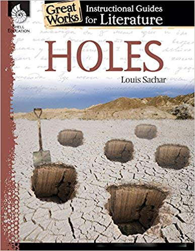 Holes: An Instructional Guide for Literature (Great Works)