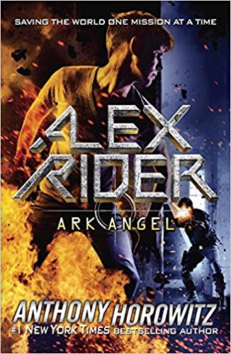 Alex Rider #6 - Ark Angel