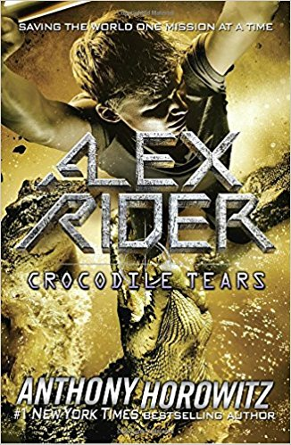 Alex Rider #08 - Crocodile Tears
