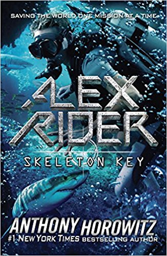 Alex Rider #3 - Skeleton Key