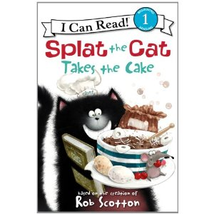 ICR 1 - Splat the Cat Takes the Cake