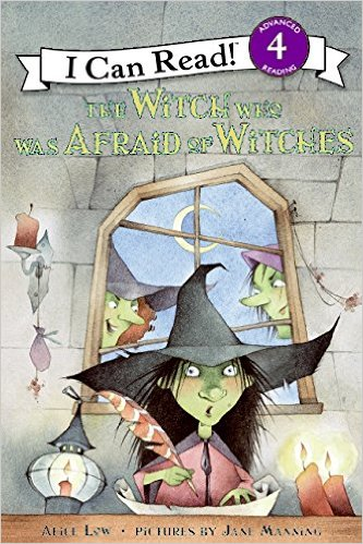 ICR 4 - Witch Who Was Afraid of Witches