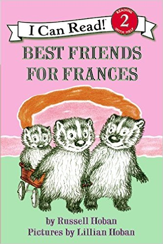 ICR 2-Best Friends for Frances