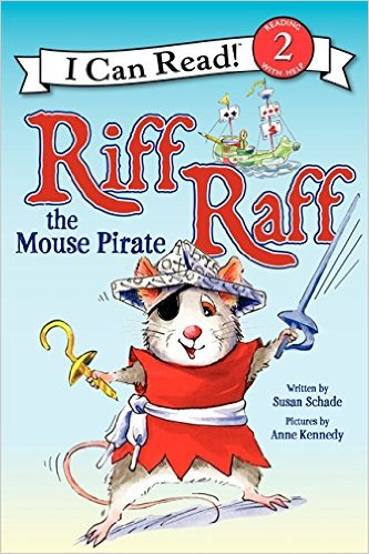 ICR 2 - Riff Raff the Mouse Pirate