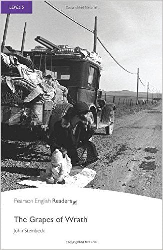 PER L5: Grapes of Wrath    ( Pearson English Graded Readers )