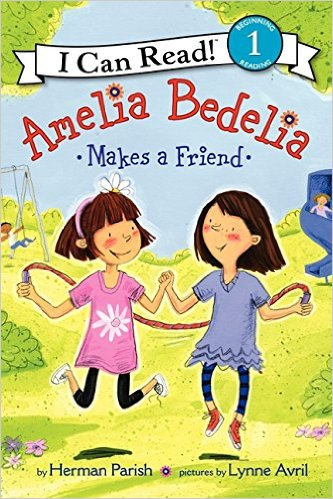 ICR 1-Amelia Bedelia Makes a Friend