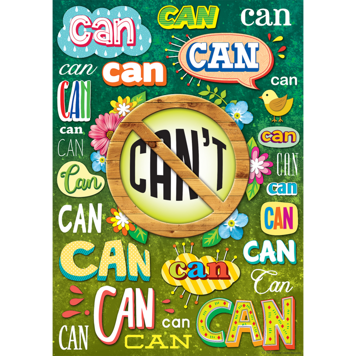 Poster: I Can