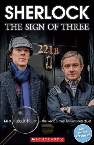 Scholastic ELT Readers Level 2: Sherlock: The Sign of Three