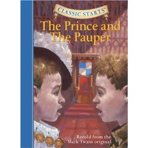 Classic Starts-The Prince and the Pauper