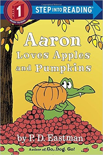 STEP 1 - Aaron Loves Apples and Pumpkins