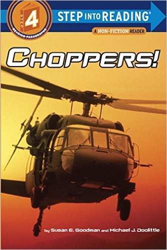 STEP 4 - Choppers!