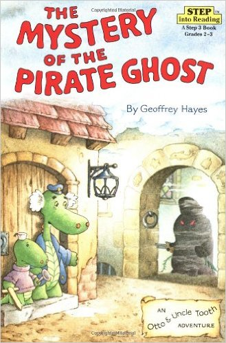 STEP 4 - The Mystery of the Pirate Ghost