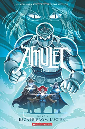 Amulet #6-Escape from Lucien GN