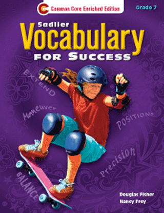Vocabulary for Success 2011 7/B SE