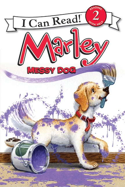 ICR 2 - Marley: Messy Dog