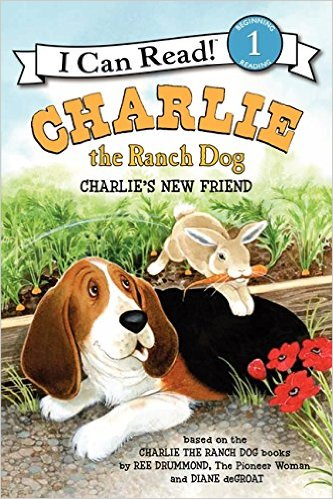 ICR 1-Charlie the Ranch Dog: Charlie's New Friend