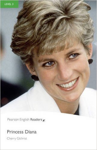 PER L3:  Princess Diana    ( Pearson English Graded Readers )